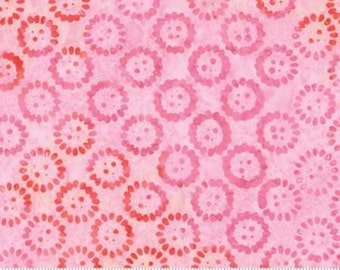 Compass ... Kate Spain  Latitude Batiks by Moda Fabrics ...sunset colorway 27250 309