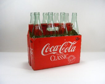 Coca Cola Bottles 8-pack Coke 16 oz Bottles