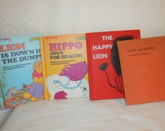Sweet Pickles  Books Hippo  Lion is Down in The Dumps Lines and shapes and the Happy Lion