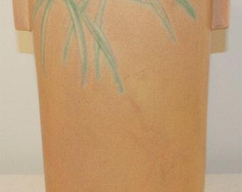 Roseville Pottery Dawn Pink Vase 833-12