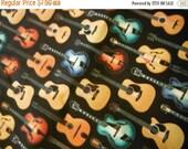 Guitar Fabric--HARD FIND