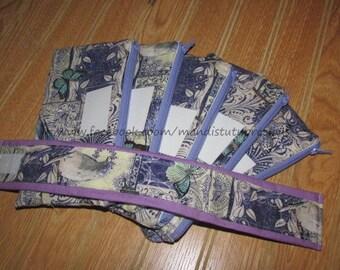 Money Envelope Set of 5- Ready to Ship
