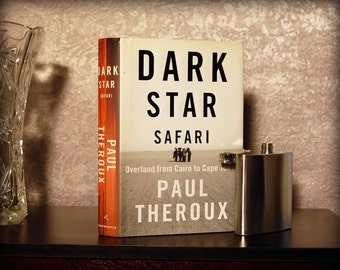 Hollow Book Safe & Flask (Dark Star Safari)