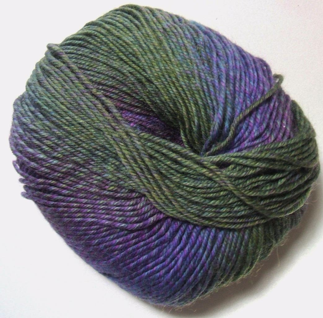Knitting Fever Wholesale : Knitting fever painted sky yarn dusk purple superwash