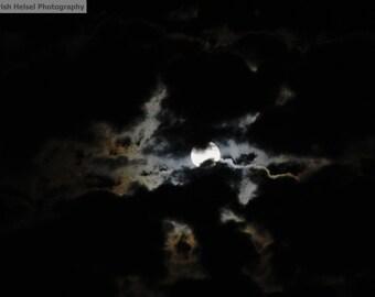 Full Moon Photography..Mystical Moon Wall Art & Home Decor
