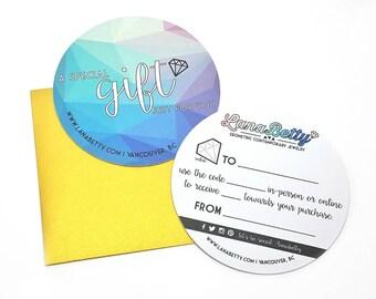 Gift Certificate // LanaBetty