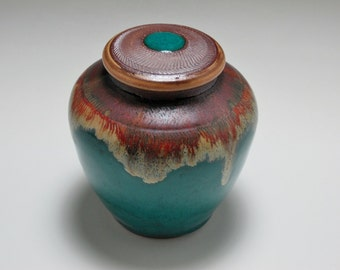 Vase Urn Small Pet or Part of a Shared Loved One