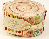 3 Sisters Favorites 2014 by 3 Sisters for Moda  - 100% Cotton - 40 Strip Jelly Roll
