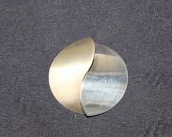Reduced: Scandnavian Modernist Pendant / Brooch, Alton, KE Palmberg, Sweden
