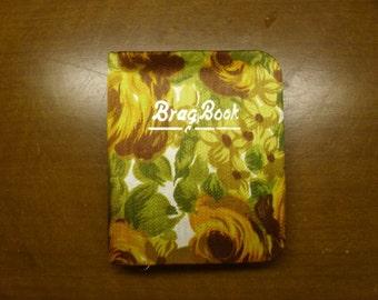 "Vintage 1960's  ""Brag Book""  Miniature Photo Album  NOS"