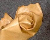 PREM227. Saffron Leather Lambskins