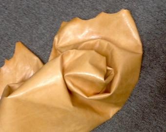 PREM227.  Honey Leather Lambskins