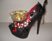Gemstone High Heel Collection Ruby