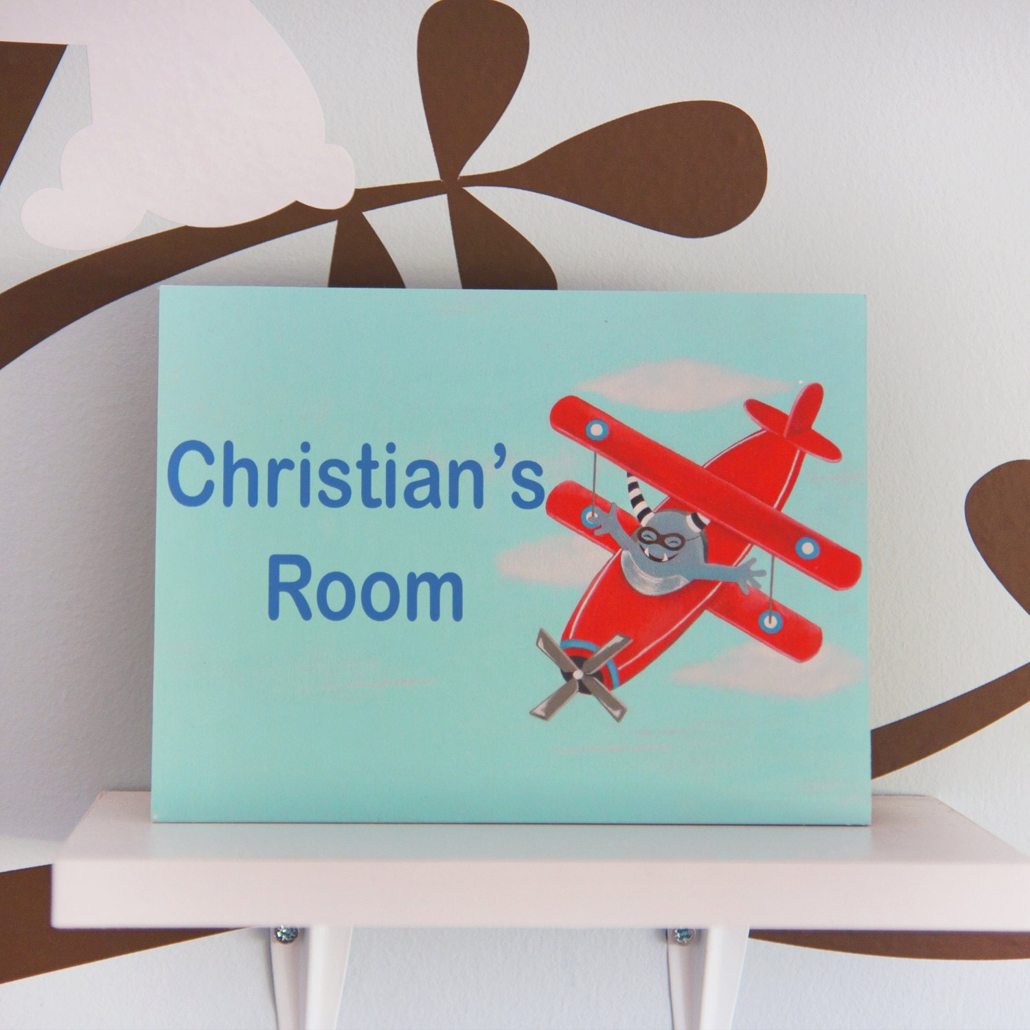 Baby boy nursery signs kids room signs baby door sign for Kids room signs