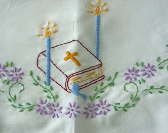 Prayer Pillowcase Pair