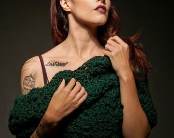The Dorothy Crochet Cowl