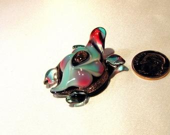 Magical pocket turtle.