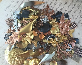 Mixed Stamping Brass