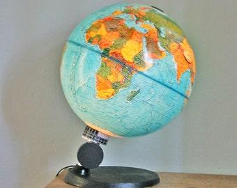 Vintage Deadstock Illuminating Scan Globe - Made in Denmark - 1985