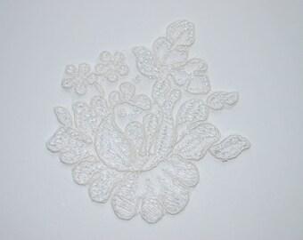 Lace Applique - Medium