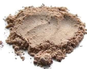 Shimmery Ivory Eyeshadow - Mineral Eyeshadow - Mineral Makeup- VANILLA