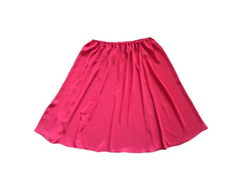 Ruby Woo Skirt