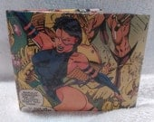 Comic Book Wallet - Psylocke Strikes