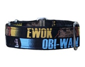 Star Wars Obi-Wan Ewok Martingale