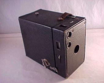 No 2-A Brownie Box Camera