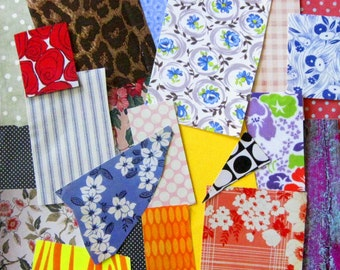 Paper scraps. Ephemera. Colored papers for art projects.  Scrapbooking. Collages. Decoupage.
