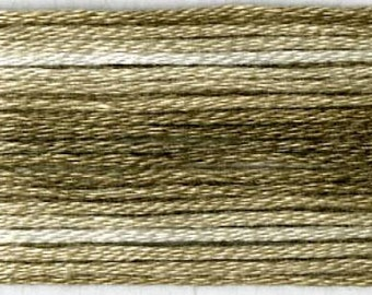Cosmo, 6 Strand Cotton Floss, SE80-8039,  Seasons Variegated Embroidery Thread, Punch Needle, Embroidery, Sewing Accessory