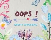 Oops Sticker Grab Bag