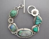 Leland Blue Butterfly Bracelet