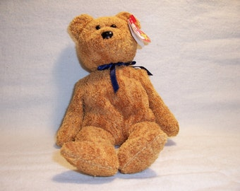 Ty Beanie Baby Fuzz-Ty Beanie Babies,Gifts,Collectibles,Toys,Stuffed Animals,Bear,Beanie Babies