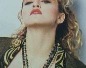 Like a Virgin  Lot of 4 1985 Playboy Magazine Vintage Madonna
