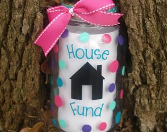 House Fund Jar Bank