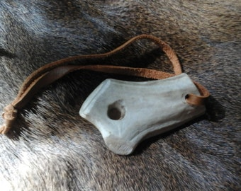 Deer Antler Bow Drill Bearing Block