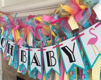 Flamingo Party Decorations - Custom Listing - Flamingo Party Decor - Flamingo Birthday - Flamingo Party - Flamingo Shower