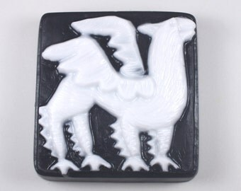 Griffin Soap - mythological animals, mythology, monster, party favor, eagle, lion, hybrid, soap for men, soap for boys, stocking stuffer