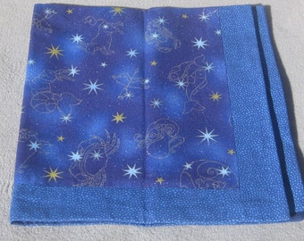 Altar or Reading Cloth - Astrological