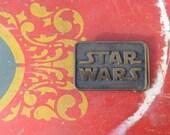 Star Wars Buckle, Star Wars, Brass Belt Buckle, Vintage Belt, Vintage Buckle