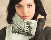 50% Off: The Mint Triangle Scarf