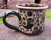 WOD Monster Mug - Crossfit Coffee Cup