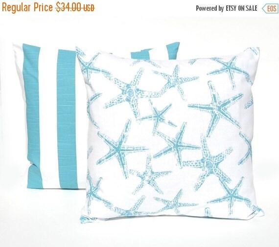 Coastal Decorative Pillow Covers : Sale Decorative Throw Pillow Covers Beach by CompanyTwentySix