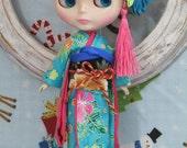 Blythe kimono -  151109