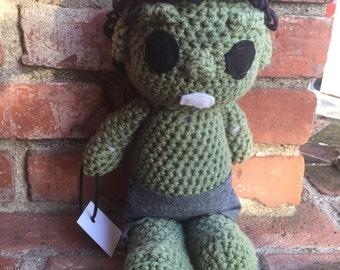 Crochet Hulk