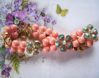 Bracelet Stretch Summer Flowers