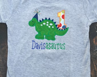 Dinosaur Birthday Shirt for Girl or Boy, Dinosaur Shirt, Cute Dinosaur Shirt, Good Dinosaur Birthday Shirt, Dinosaur Birthday, Dinosaur