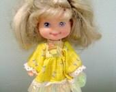 Vintage Cherry Merry Muffin Doll Banancy