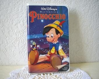 Walt Disney's Masterpiece, PINOCCHIO, 1993. VHS No.239